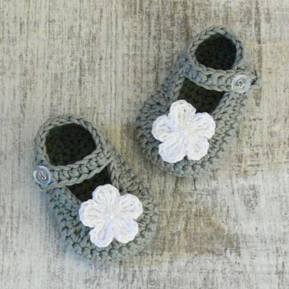 Buciki niemowlęce - AMY Cotton blend - ALOM