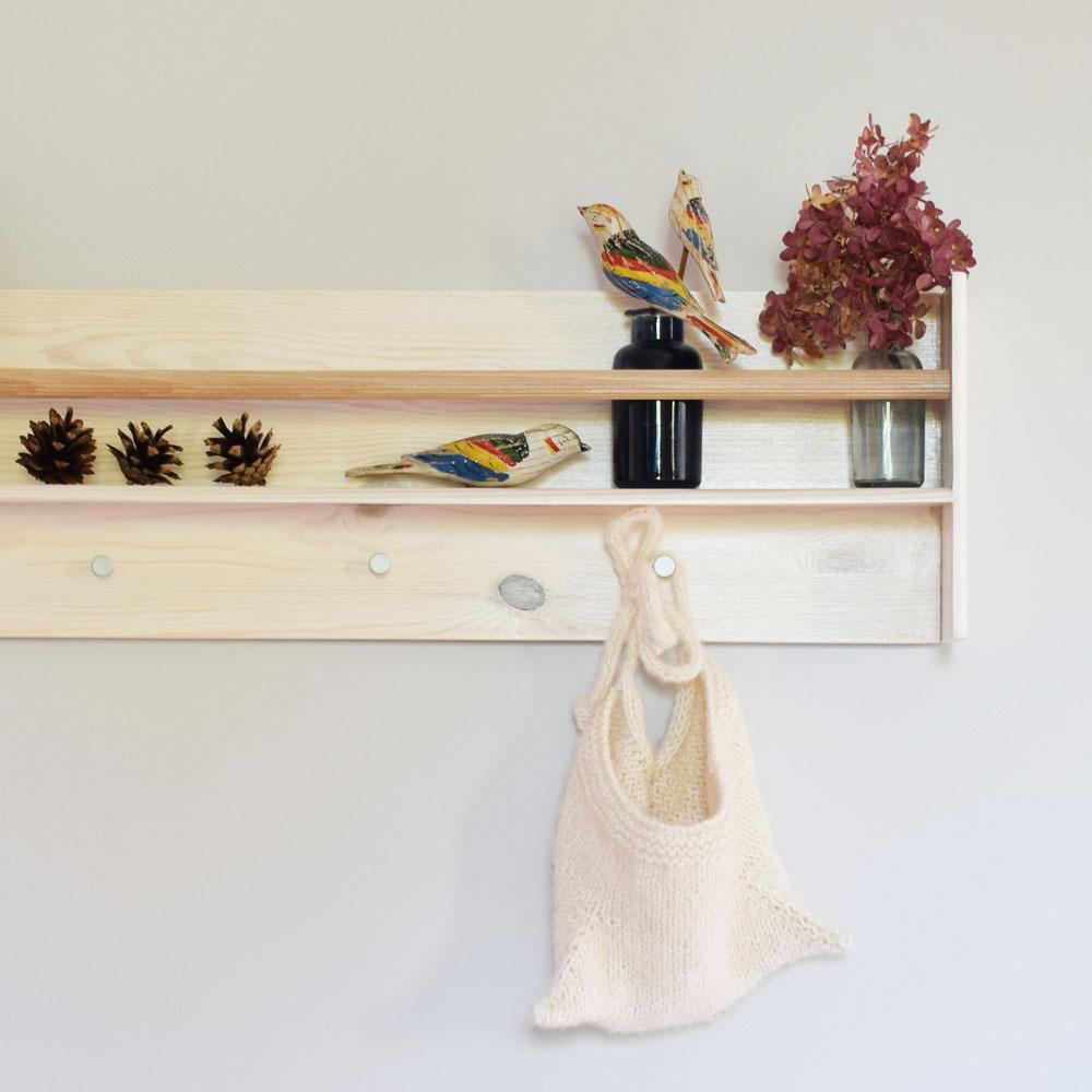 Czapka dla malucha - KOTEK - ręcznie robiona na drutach - prezent na roczek - ALOM
