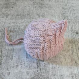 Czapka bonetka NILS - wool blend - ALOM