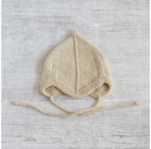 Czapeczka niemowlęca SVEN - handmade - ALOM
