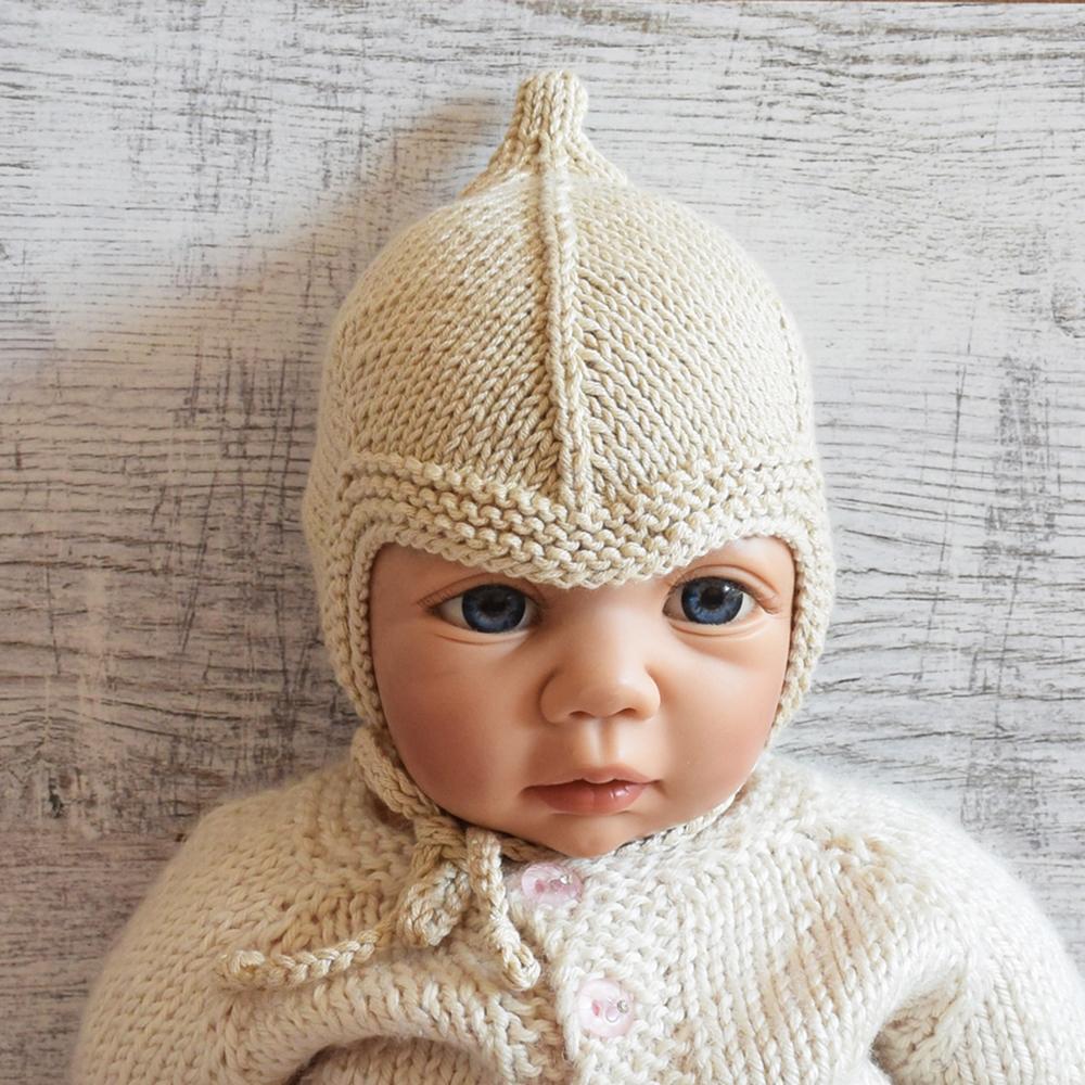 Czapka dla malucha w stylu skandynawskim - ALOM
