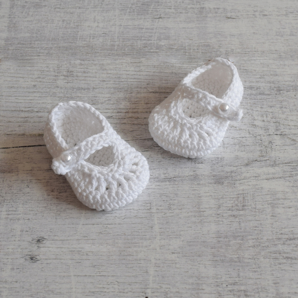 Buciki ręcznie robione - sandałki - baleriny - ALOM