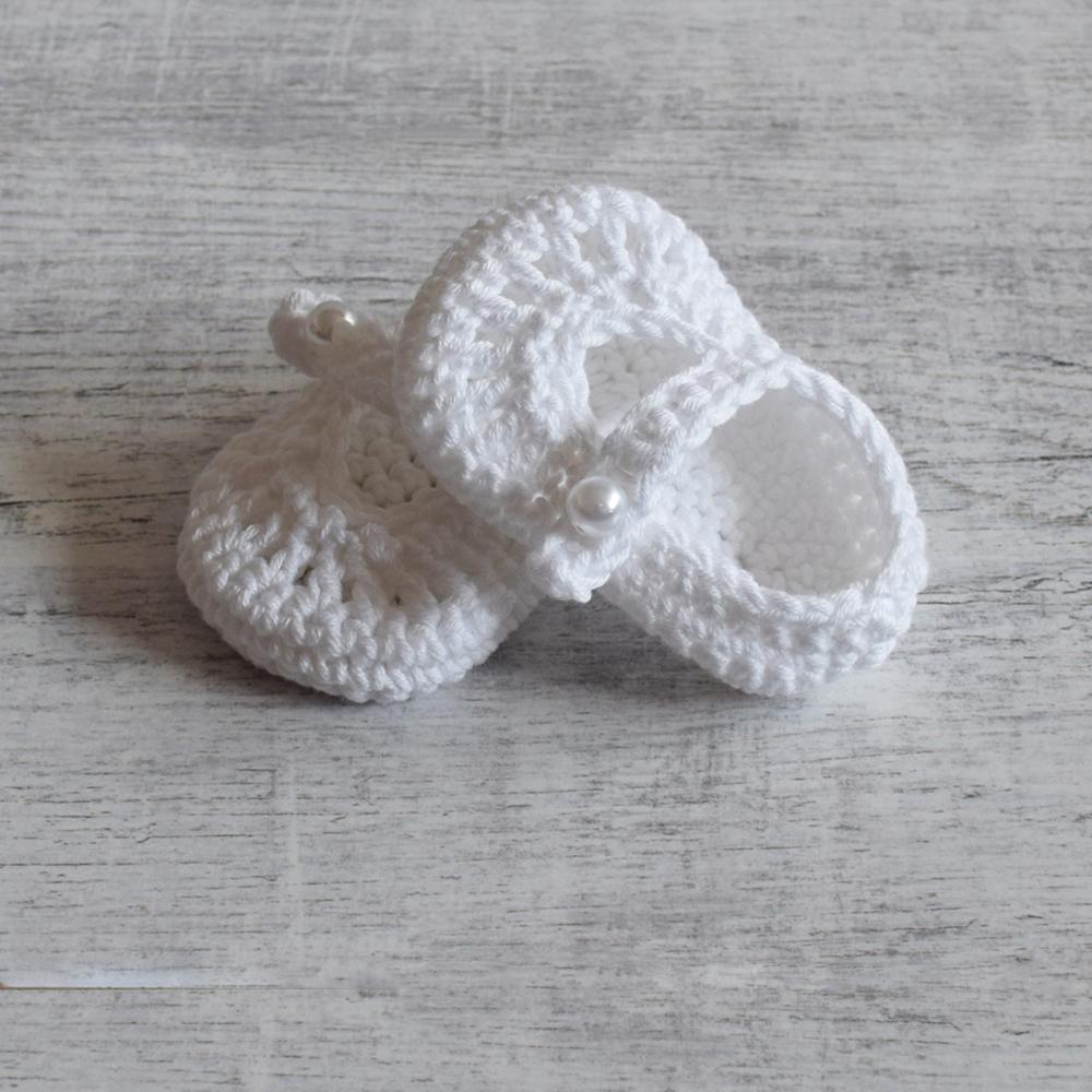 Buciki niemowlęce LUCY Cotton Blend - ALOM