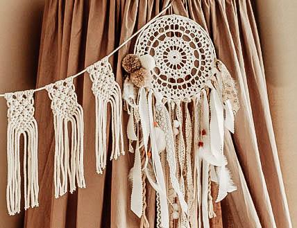 Dekoracje handmade ALOM - rękodzieło